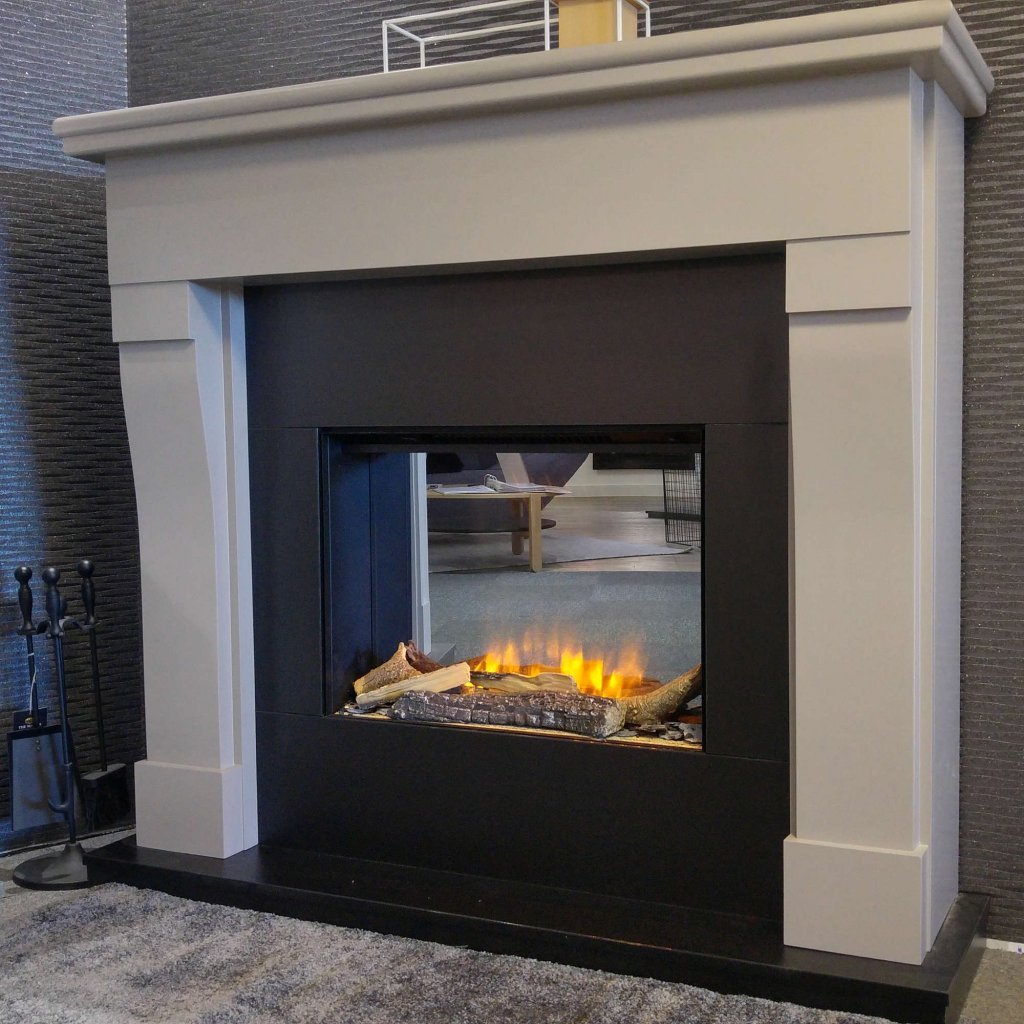 OER EcoEasy Fireplaces - Parisian Electric Suite