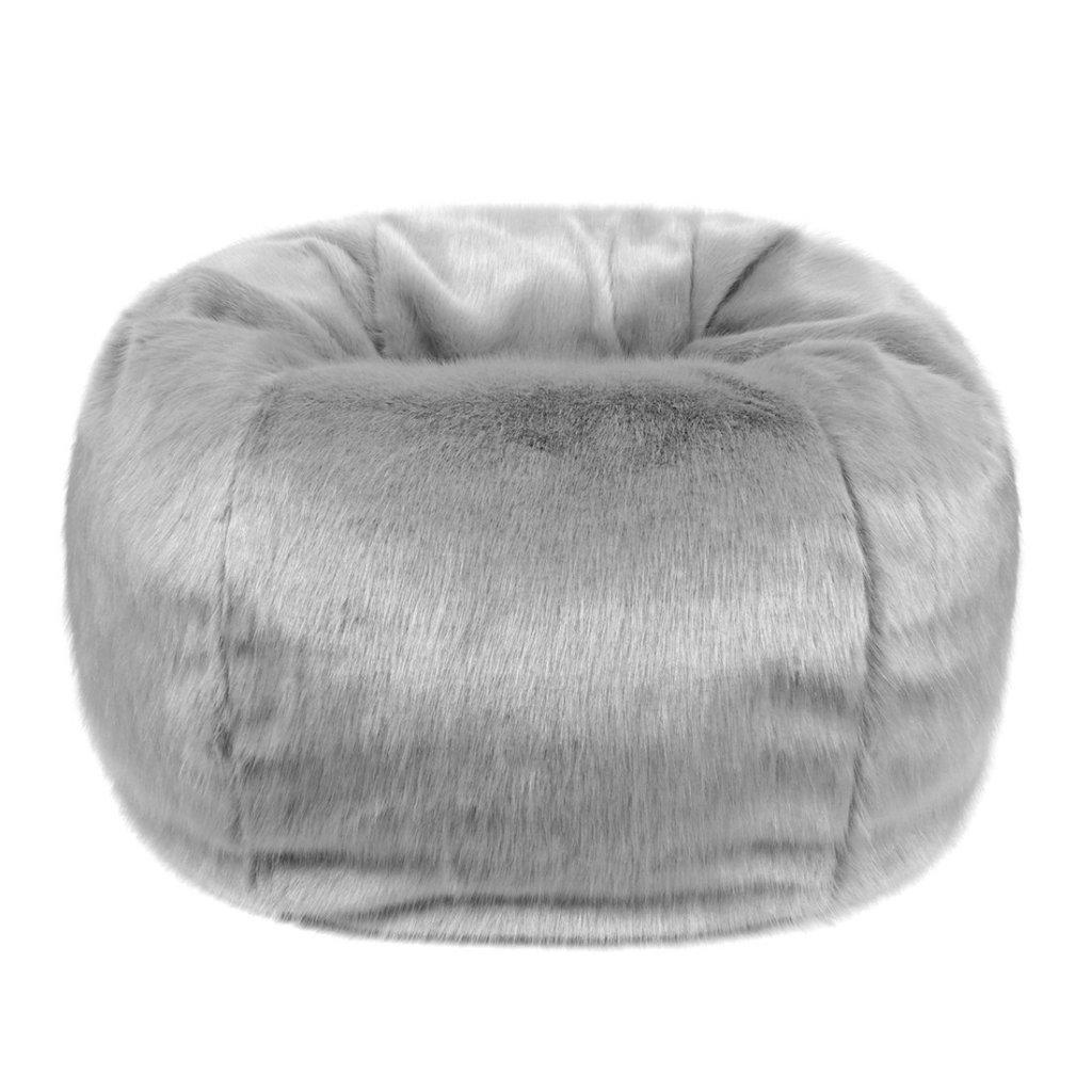 Quick Code  Opal-Bean-Bag. Helen Moore Faux Fur Beanbag - Opal d6efb7c8dedb9