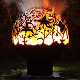 The FirePit Company - Orchid Fire Pit
