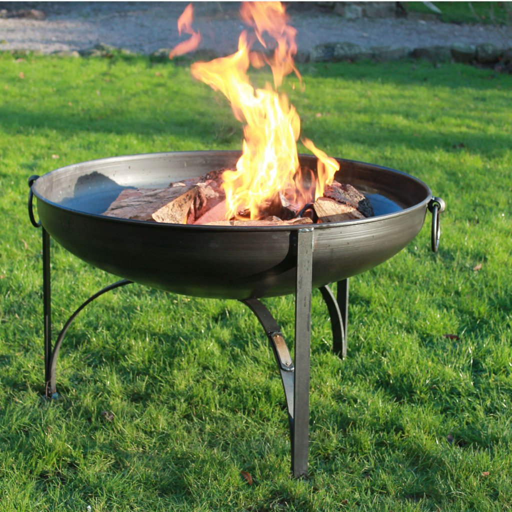 Bell Fire Pits - Plain Jane Fire Pit - Handcrafted in the UK