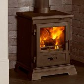 Capital Fireplaces Principal 405 Multi Fuel Stove