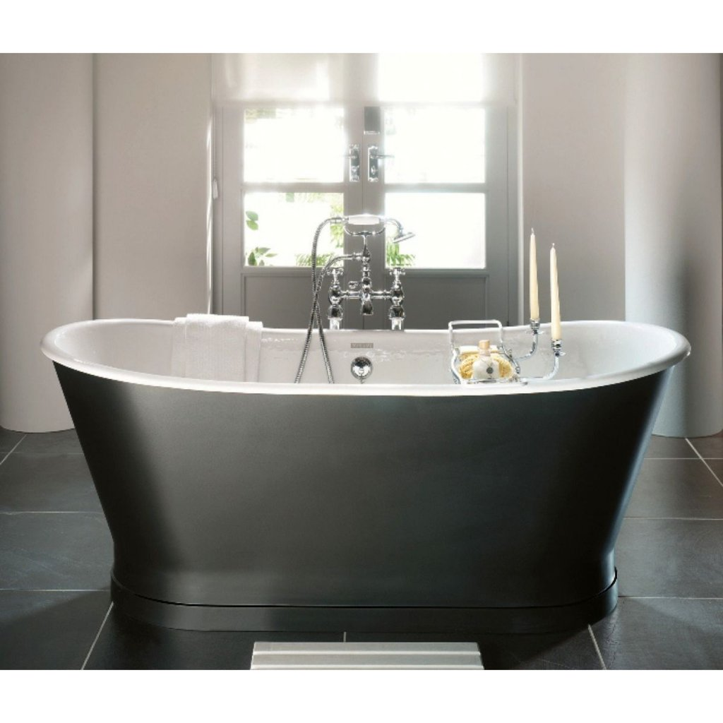 Imperial Radison Cast Iron Free Standing Bath