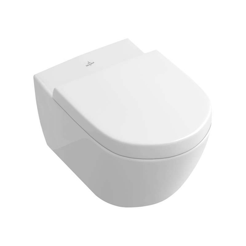 Villeroy & Boch Toilets, Wall Mounted Subway 2.0 - 370 x 560mm