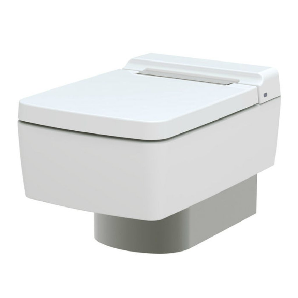 TOTO Toilets - SG Wall Mounted Pan With Optional WC Seat