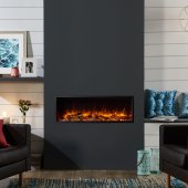 Gazco Fires - Skope 105R Electric Inset Fire