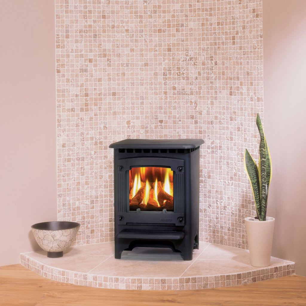 Gazco Small Marlborough Gas, Balanced Flue