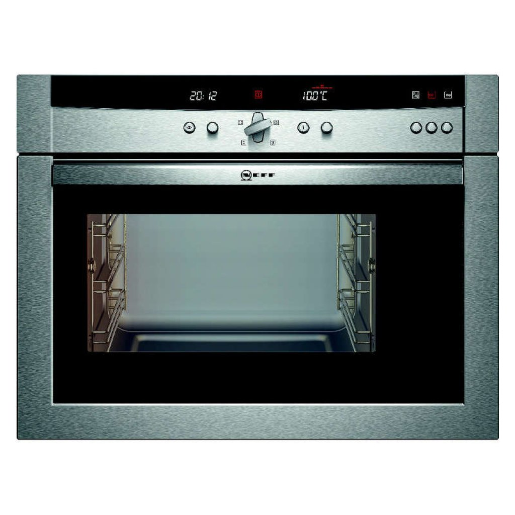 Clearance - Neff C47D22N3GB Series 3 Steam Oven