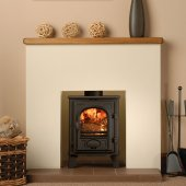 Stovax Stockton 3 - Single Door Multi Fuel Stove