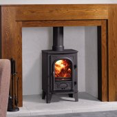 Stovax Stockton 4 - Single Door Wood Burning Stove