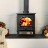 Stovax Stockton 5 - Single Door Wood or Multi Fuel Stove