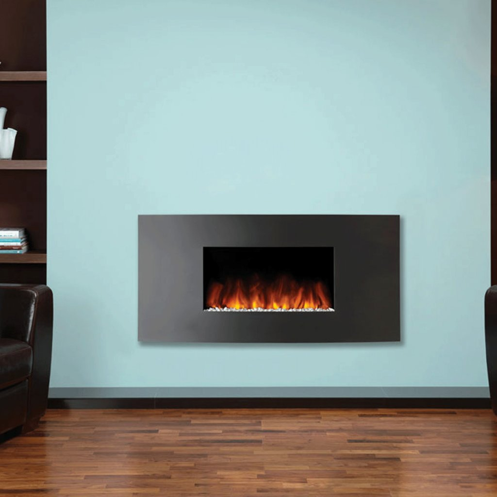 Gazco Fires - Studio 1 Verve Graphite Electric Fire