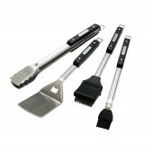 Broil King BBQ - Imperial Grill Tools - Made With Stainless Steel