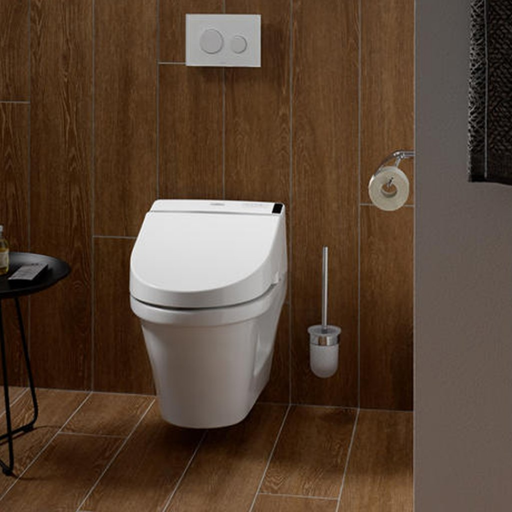 TOTO CF Washlet - Full Wall Hung Installation Package
