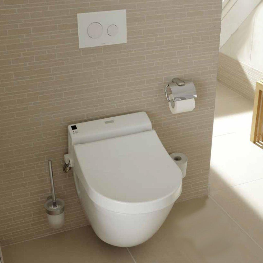 TOTO EL Washlet & NC Wall Hung WC Bundle | A Bell | Bathrooms