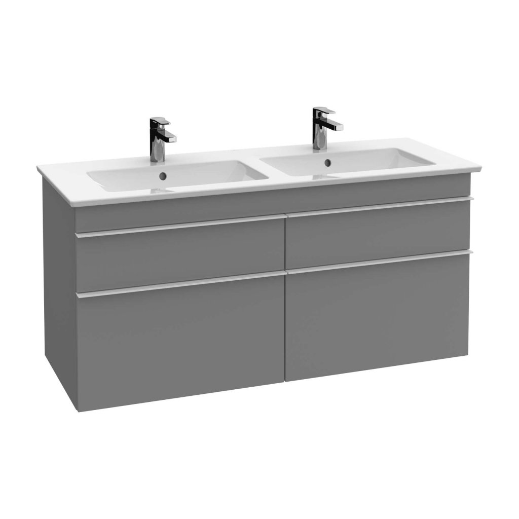 Villeroy & Boch Furniture, Venticello Vanity Unit 1300mm XXL - Multiple Colour Finishes Available