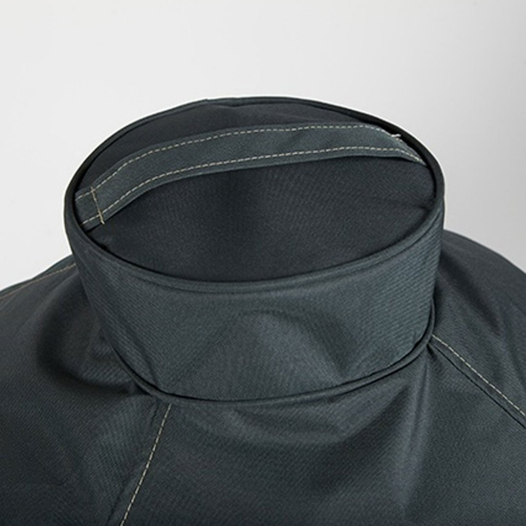 Big Green Egg Extra Large Green Premium Ventilated Nest Cover
