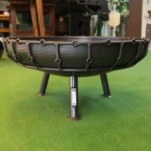 Bell Fire Pits - Viking Fire Pit - Handcrafted in the UK