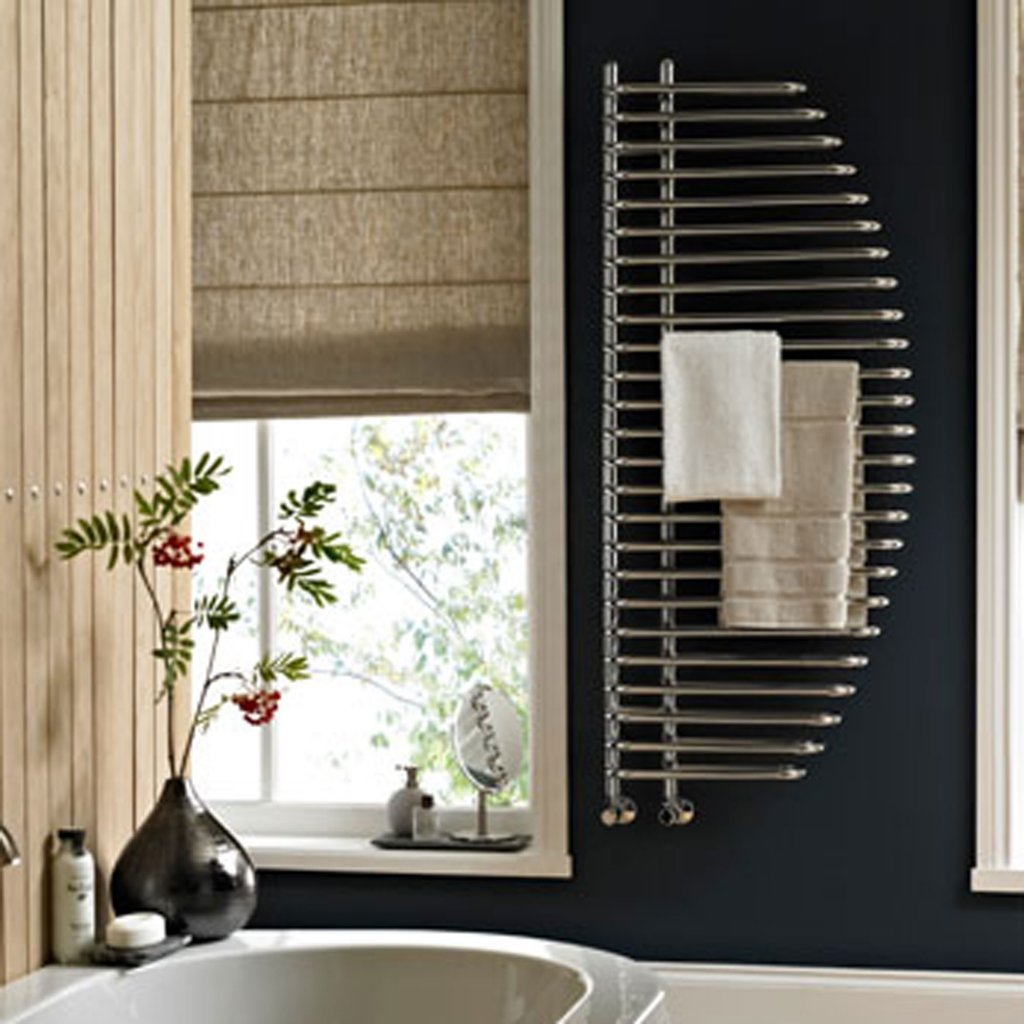 Vogue Marine Designer Heated Towel Rail