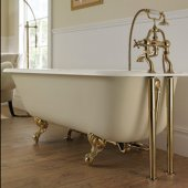 Imperial Waldorf Cast Iron Free Standing Bath