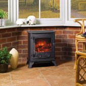 Yeoman Exmoor Single Door Electric Stove - Flat Top Only