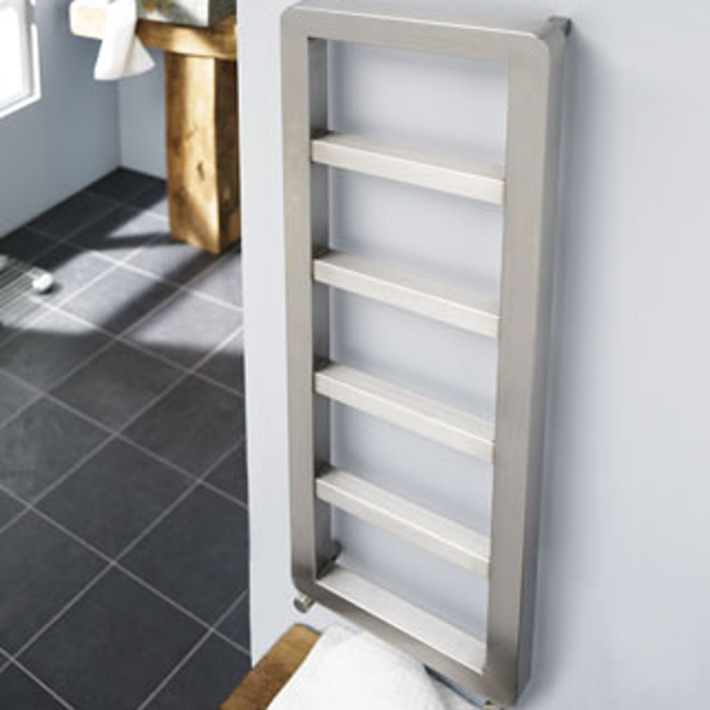 Vogue Zenith Contemporary Heated Towel Rail