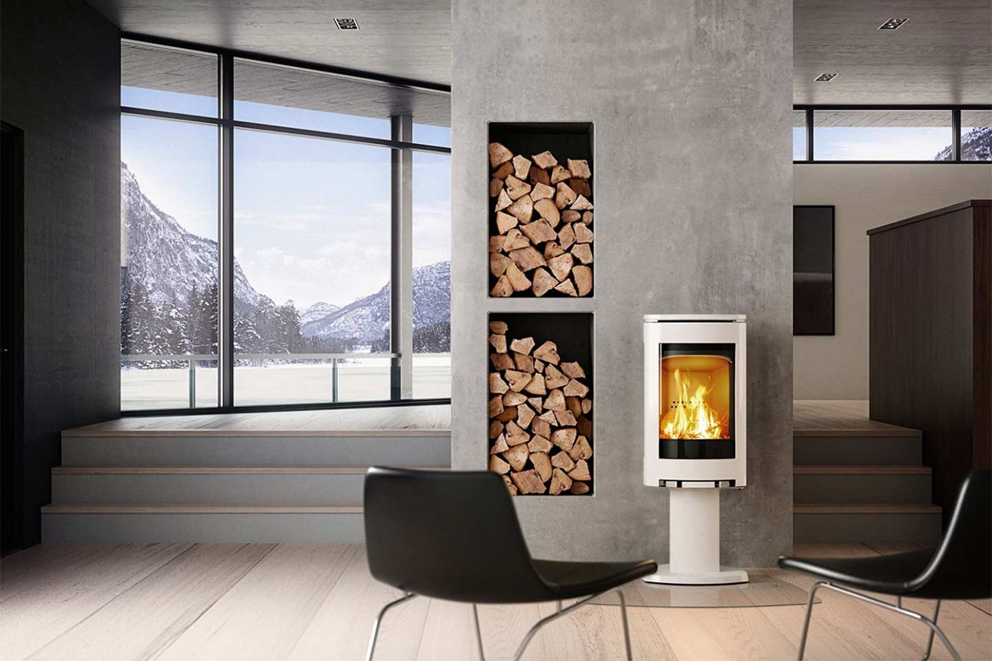 Jotul Values Fireplace