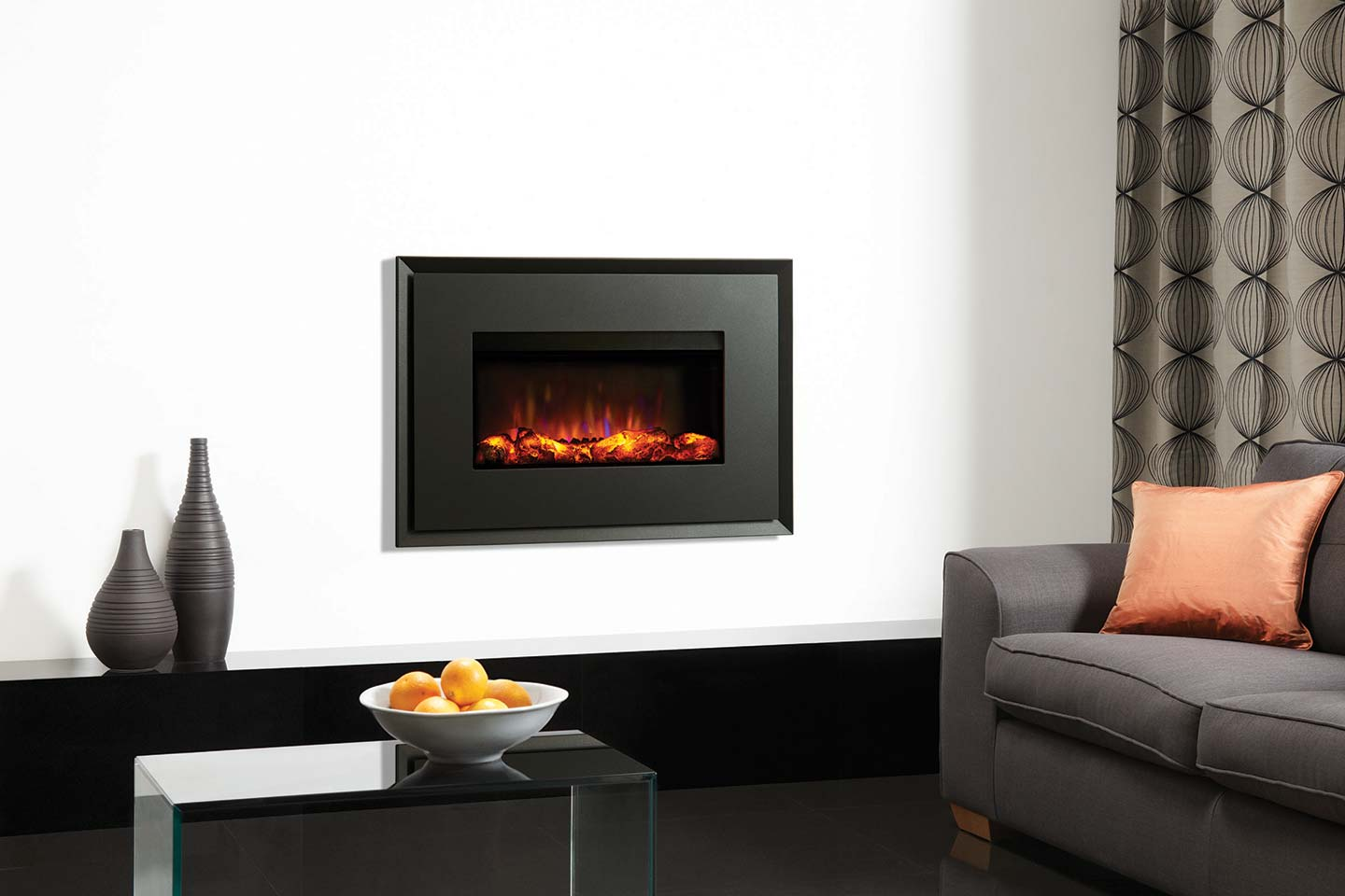 Riva Values Fireplace