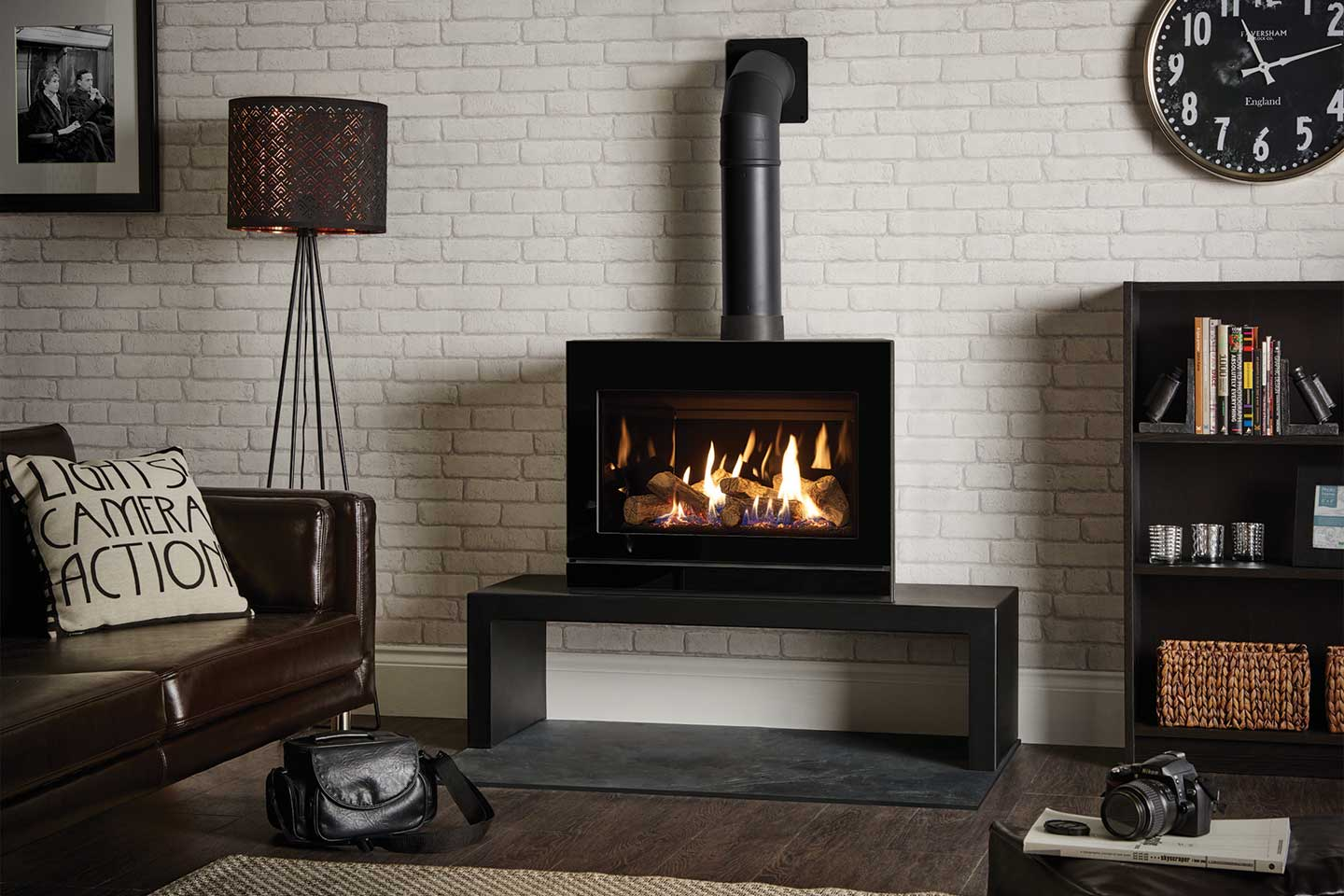 Riva Heritage Fireplace