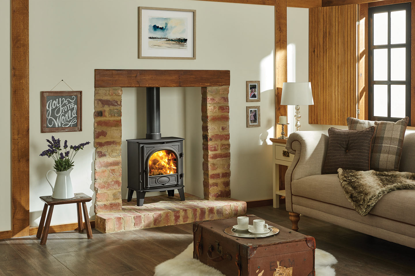 Stovax Values Fireplace