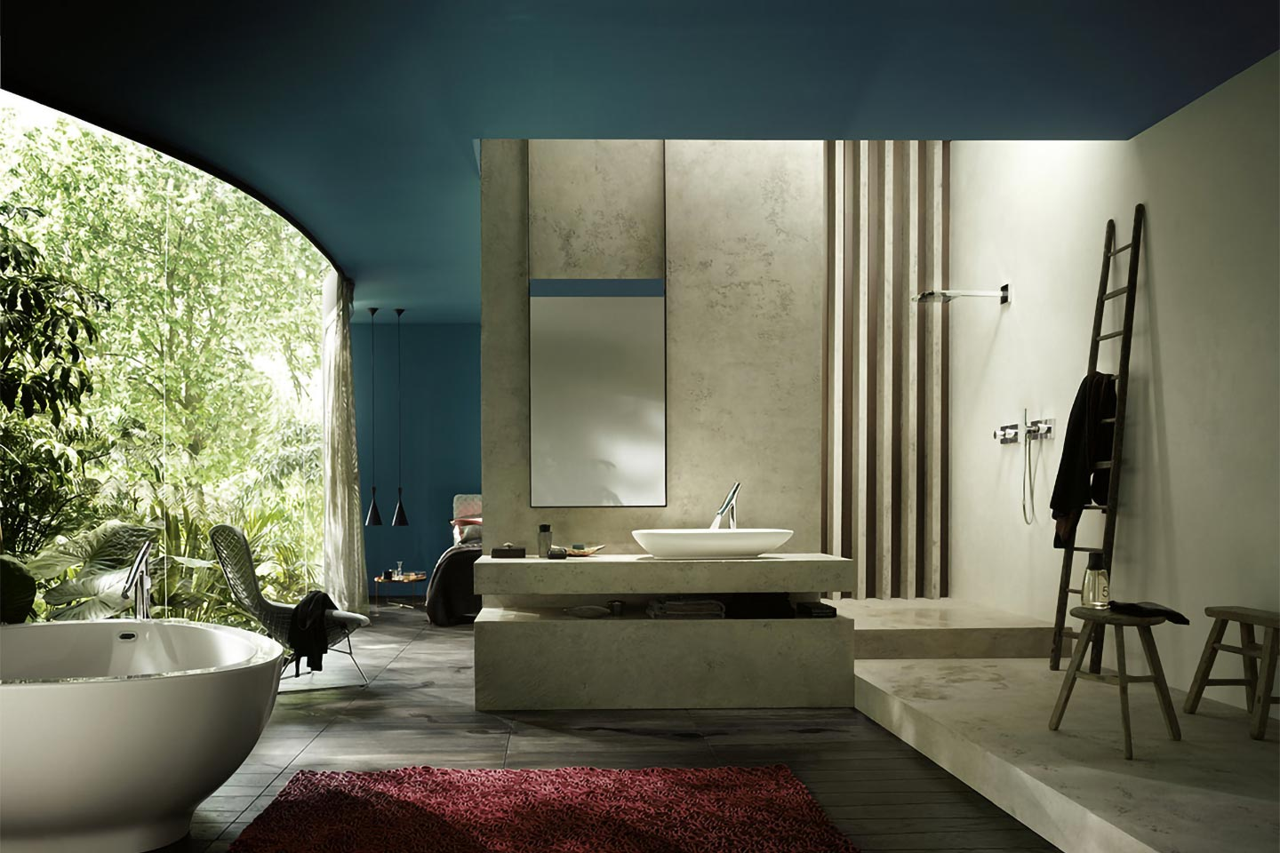 Axor Heritage bathroom