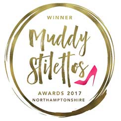 Muddy Stilettos Awards 2017 winner