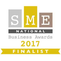 SME Northamptonshire Business Awards 2016 Winner