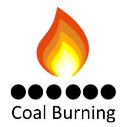 Designed to burn coal